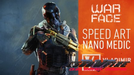 Фан-арт Warface - Nano Medic (crysis)