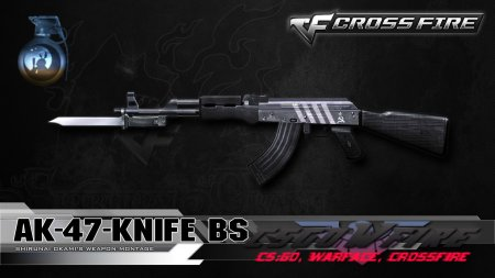 Промо-код для CrossFire 2017 на AK-47 Knife BS и гранату Rabbit-G