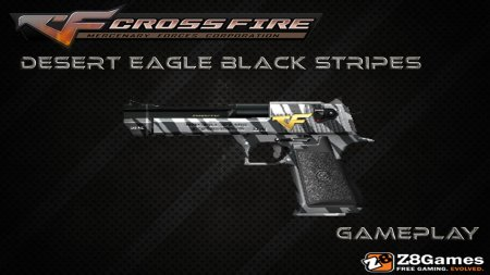 Промо-код для CrossFire 2017 на Desert Eagle Stripes
