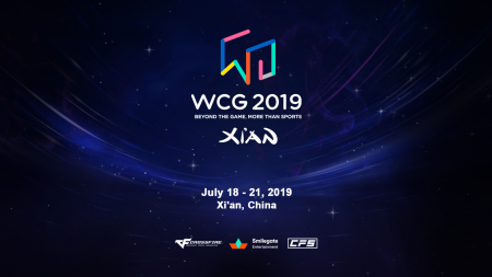 WCG 2019 Russian Qualifiers CrossFire #1 | 18 мая